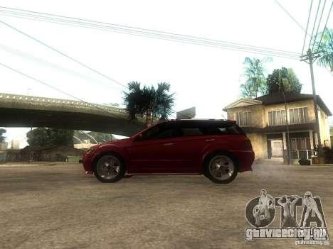 Serrano Stock для GTA San Andreas