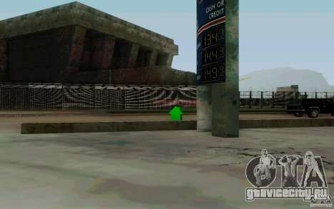Заправочный бизнес для GTA San Andreas