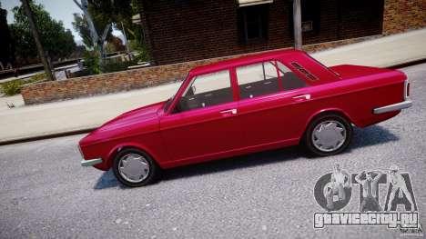 Peykan 1600i для GTA 4 колёса