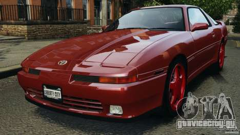 Toyota Supra 3.0 Turbo MK3 1992 v1.0 [EPM] для GTA 4