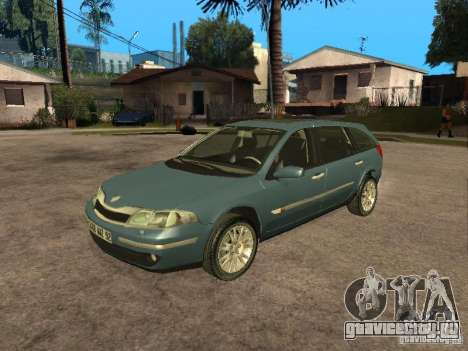 Renault Laguna II для GTA San Andreas