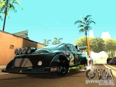 Ford Fiesta Rally Time для GTA San Andreas