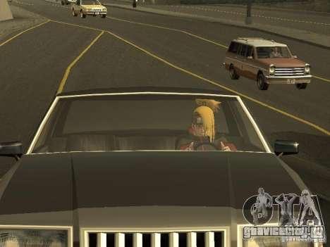 The Akatsuki gang для GTA San Andreas восьмой скриншот