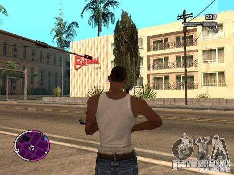 TBOGT HUD для GTA San Andreas третий скриншот