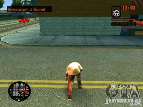 GTA IV Animation in San Andreas для GTA San Andreas одинадцатый скриншот