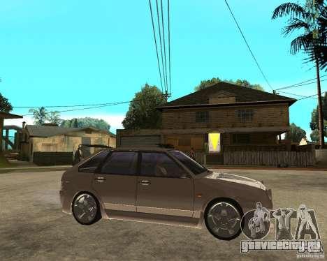 Ваз 21093 LiquiMoly для GTA San Andreas вид справа