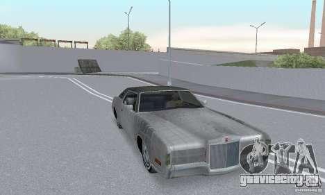 Lincoln Continental Mark IV 1972 для GTA San Andreas