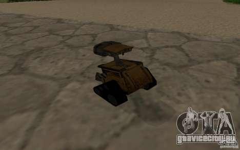 Валли для GTA San Andreas вид справа