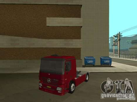 Mercedes Actros Tracteur 3241 для GTA San Andreas