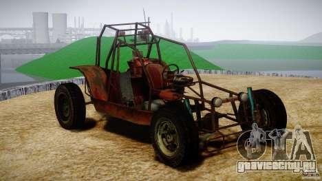 Half Life 2 buggy для GTA 4