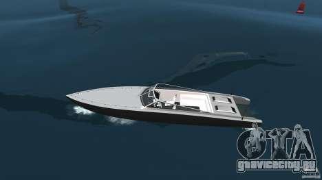Новый Jetmax для GTA 4 вид слева
