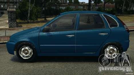 ВАЗ-1119 Калина для GTA 4 вид слева