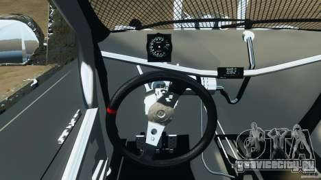 Chevrolet Tahoe 2007 GMT900 korch [RIV] для GTA 4 вид снизу
