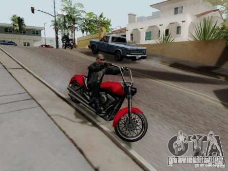 Vice City Freeway для GTA San Andreas