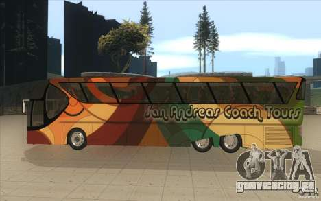 Design-X6-Public Beta для GTA San Andreas вид изнутри