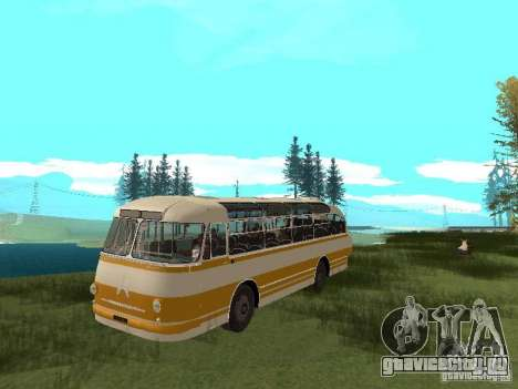ЛАЗ 695Е для GTA San Andreas