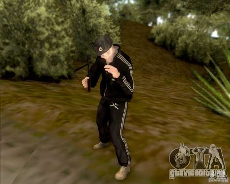 SkinPack for GTA SA для GTA San Andreas пятый скриншот