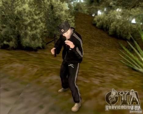 SkinPack for GTA SA для GTA San Andreas пятый скриншот