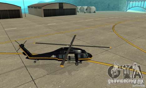 Annihilator для GTA San Andreas вид слева