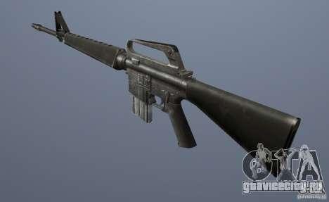 M16A1 для GTA Vice City второй скриншот