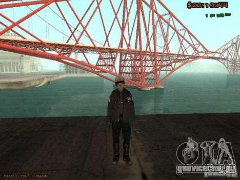 Sheriff Departament Skins Pack для GTA San Andreas пятый скриншот