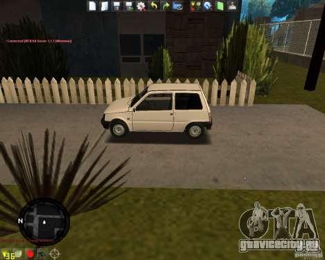 ОКА ВАЗ 11113 для GTA San Andreas