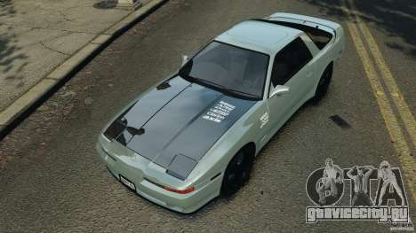 Toyota Supra 3.0 Turbo MK3 1992 v1.0 [EPM] для GTA 4 двигатель