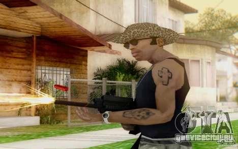 Saiga 12c из Warface для GTA San Andreas третий скриншот