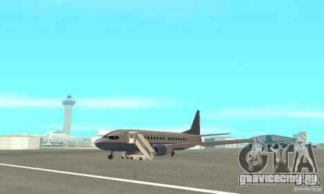 Airport Vehicle для GTA San Andreas двенадцатый скриншот