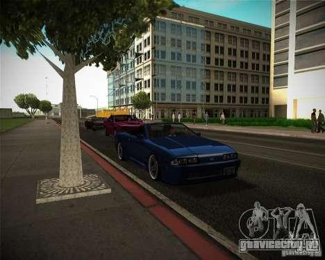 ENBSeries by Sashka911 v4 для GTA San Andreas десятый скриншот