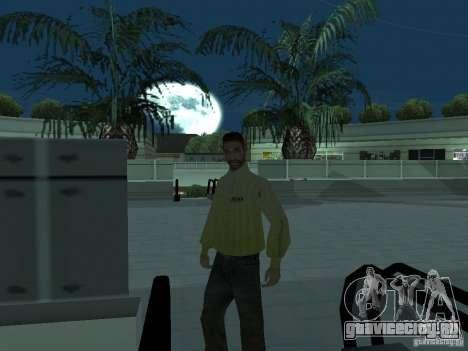 Skins Collection для GTA San Andreas второй скриншот
