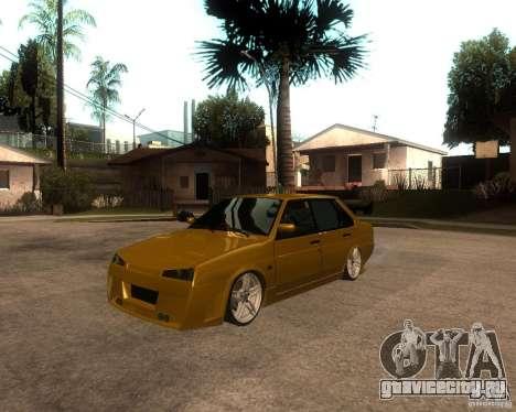 ВАЗ 21099 Tuning для GTA San Andreas