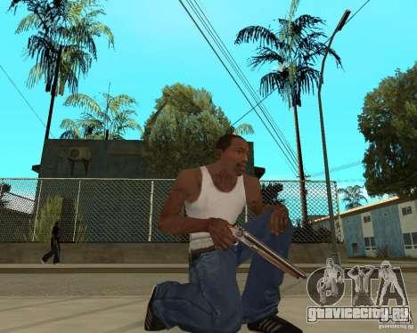 Оружия из STALKERa для GTA San Andreas девятый скриншот