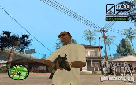 ACW-R HD для GTA San Andreas второй скриншот