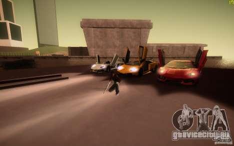 ENBSeries by Gasilovo Final Version для GTA San Andreas
