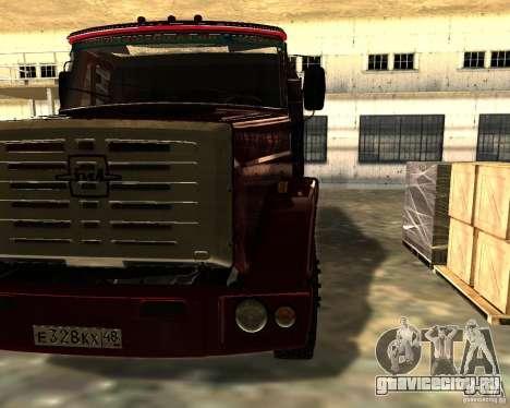 Зил 433362 для GTA San Andreas вид слева