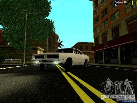 New Graph V2.0 for SA:MP для GTA San Andreas второй скриншот