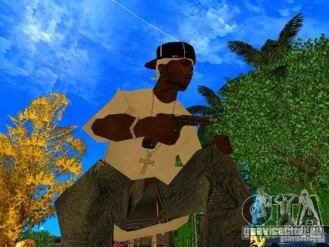 New Weapon Pack для GTA San Andreas двенадцатый скриншот