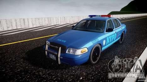 Ford Crown Victoria 2003 Noose v2.1 для GTA 4