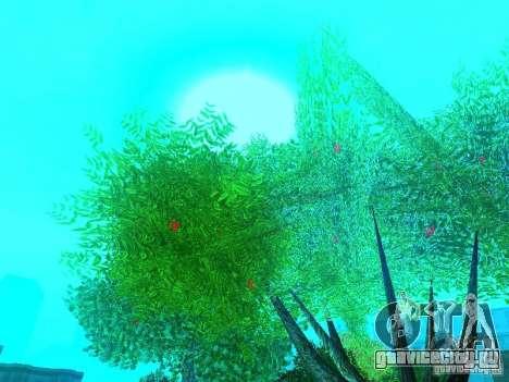 Новый Color Mod для GTA San Andreas третий скриншот