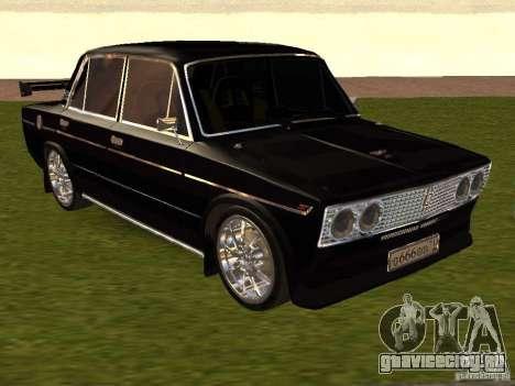 ВАЗ 2103 Тюнинг для GTA San Andreas