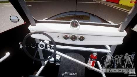 Willys Americar 1941 для GTA 4 вид справа