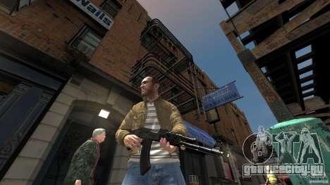 Red Army Mod (Realistic Weapon Mod) для GTA 4