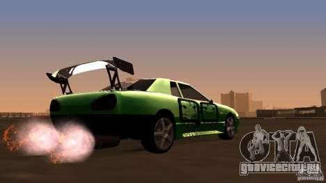 Elegy v0.2 для GTA San Andreas вид справа
