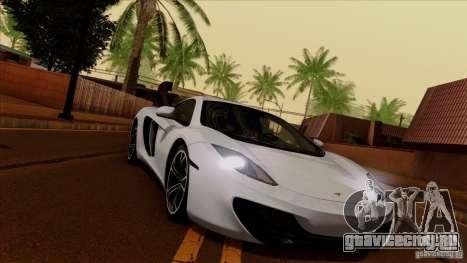 SA Beautiful Realistic Graphics 1.4 для GTA San Andreas второй скриншот