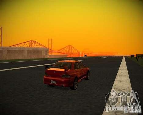 ENBSeries by Sashka911 v4 для GTA San Andreas седьмой скриншот