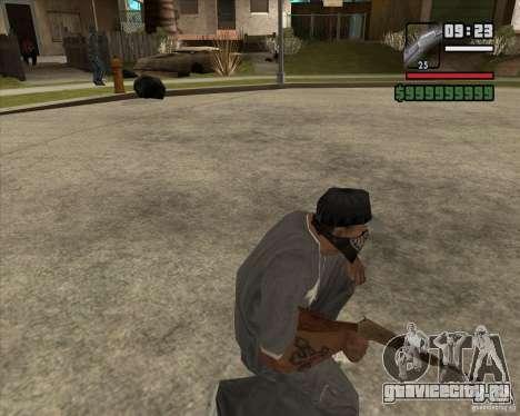 Охотничий карабин для GTA San Andreas третий скриншот