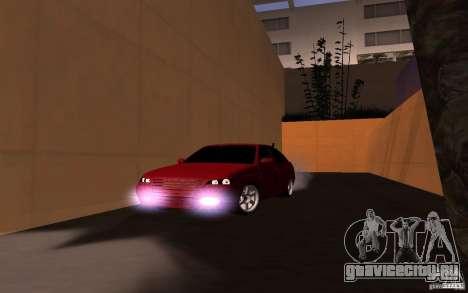 ЛАДА ПРИОРА хэтчбэк tuning для GTA San Andreas вид сзади слева