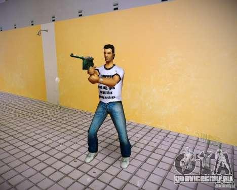 Mauser C96 для GTA Vice City пятый скриншот