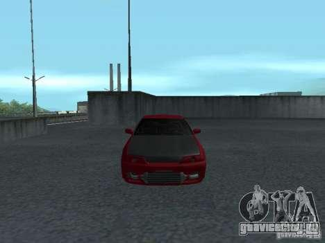 Nissan Skyline R32 Classic Drift для GTA San Andreas вид сбоку